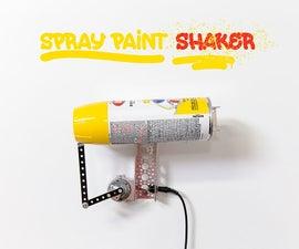 Spray Paint Shaker