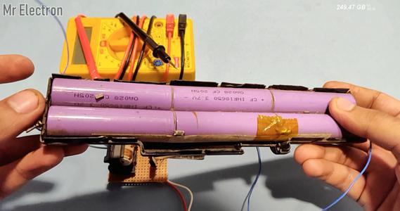 12v Battery :