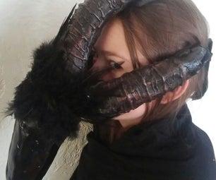 Crow Beak N Claw Mask