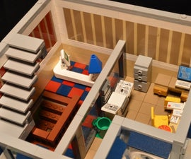 How to Build a Modular Lego Wall for Your Modular Building