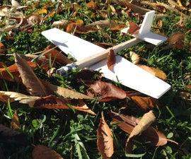 Super Tough Warbird Glider