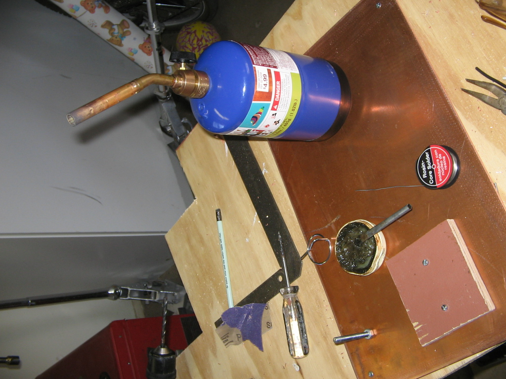 Picture of Soldering Iron Rest