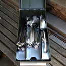 The QuickSilver (Ammo Can Silverware Organizer)