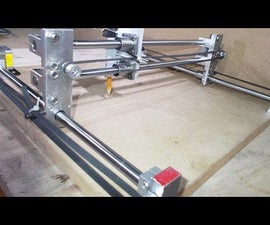 Homemade Mini Laser Engraving Cutter Printer Machine DIY XY Axis