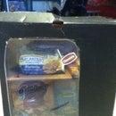 Shoe Box Vending Machine