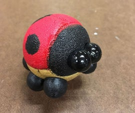 Designer Toy Beeto
