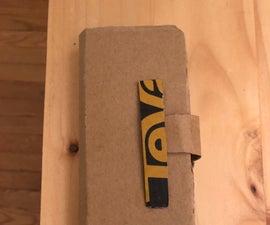 Cardboard IPhone and Folio Case
