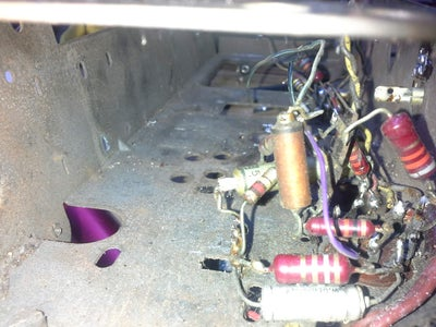 Restoring the Chassis