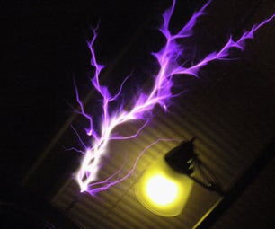 Audio Modulated Solid State Tesla Coil