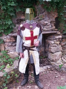 Battle Ready Medieval Leather Armor