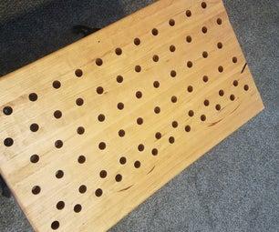DIY Workbench Top: Butcher Block Style