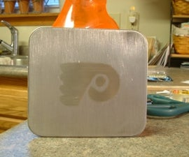 Brushed Metal: Free Aluminum CD Case Mod