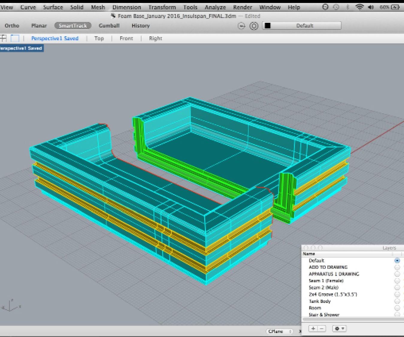 custom floatation tank: 8 steps