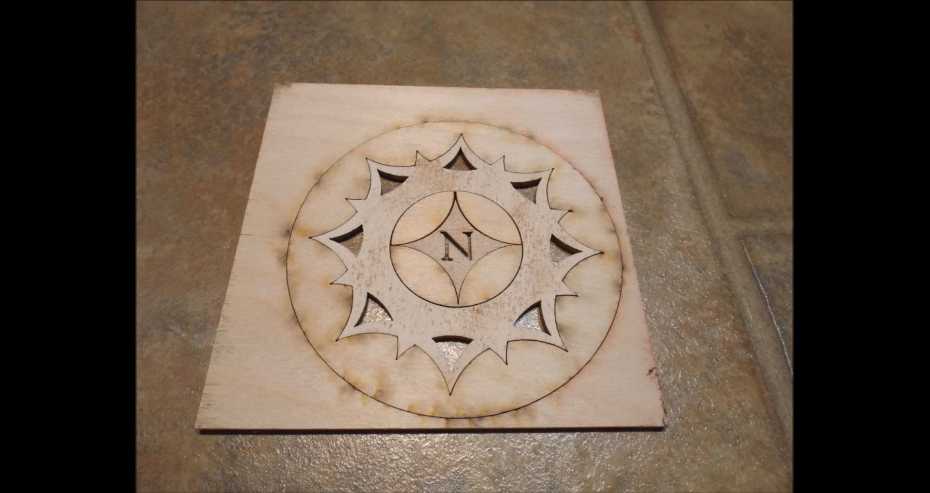 Picture of Create Your Laser Cut Design on the Computer