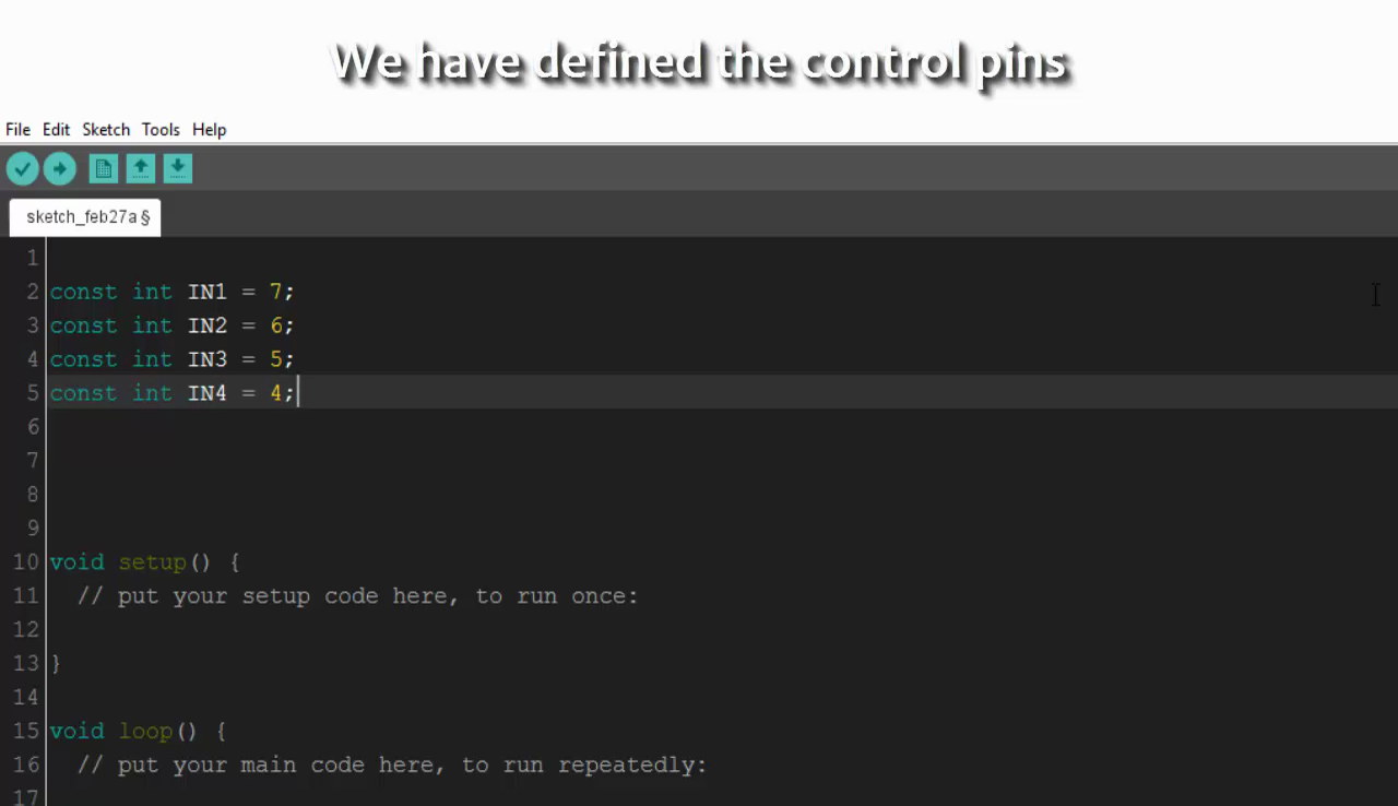 Picture of Source Code