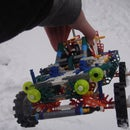 Knex dune buggy by Fishfrog27.