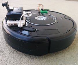 Inspector Roomba