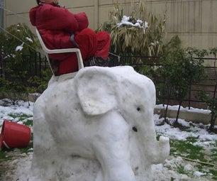 Snow White Elephant