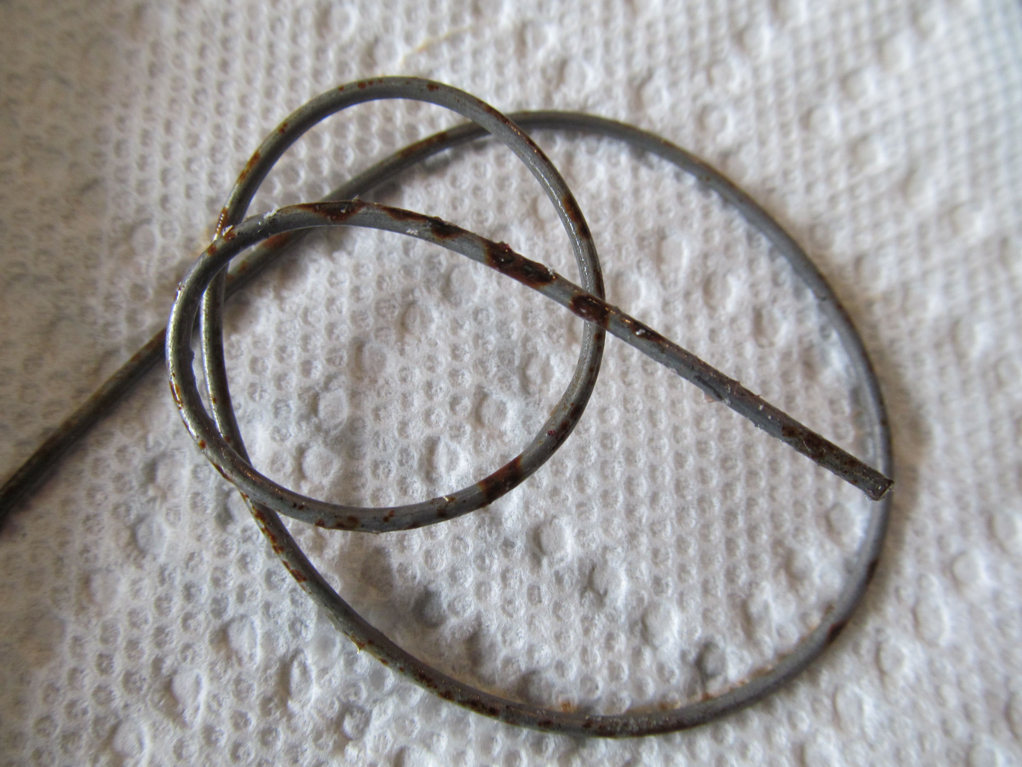 Picture of Steel Jewelry and Rust
