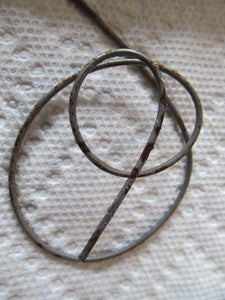 Steel Jewelry and Rust