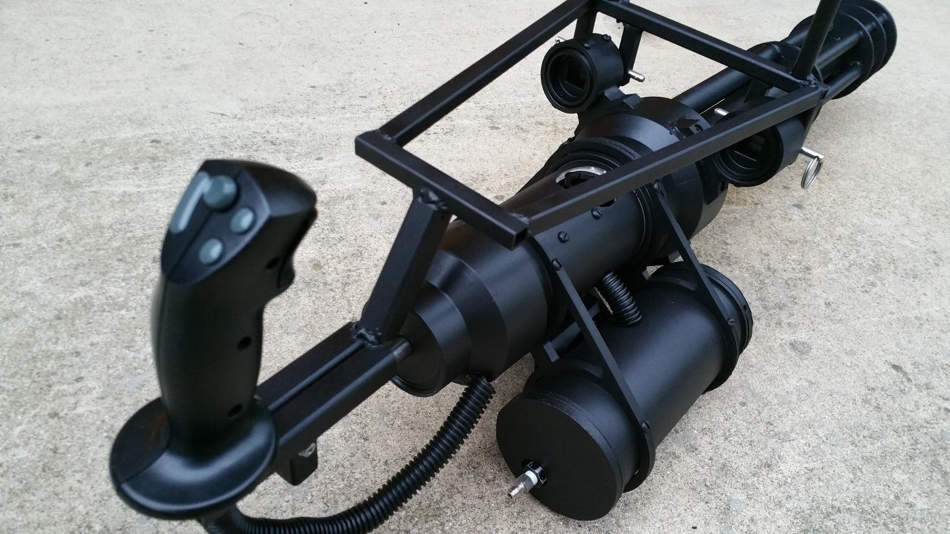 Picture of Paintball Minigun HK-1