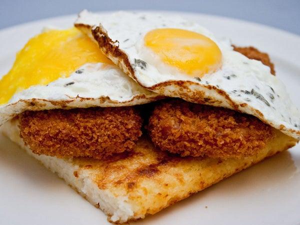 Eggs Benedict Re-Imagined