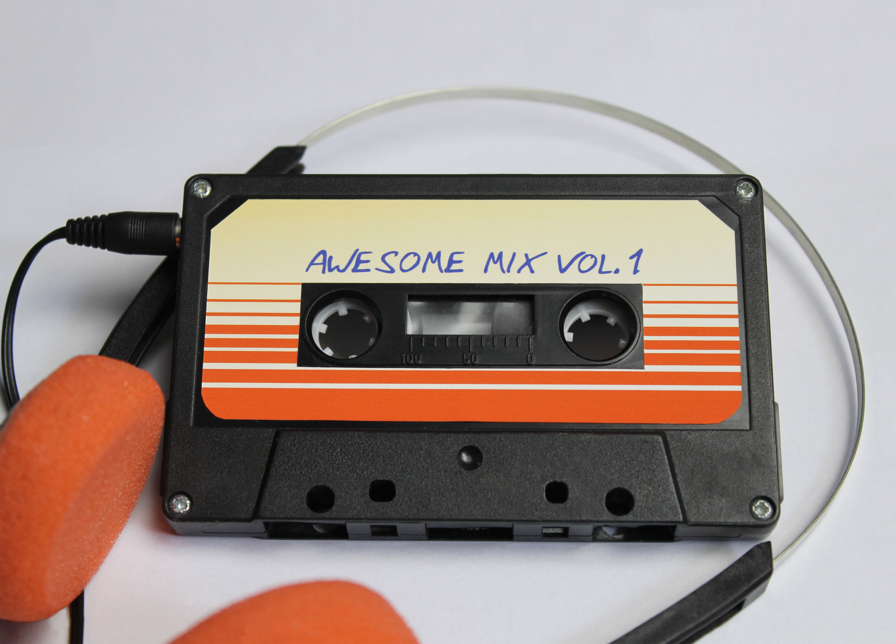 Picture of Cassette MP3 Player