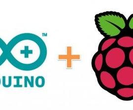 How to Make a Arduino+Raspberry Pi Robot Platform