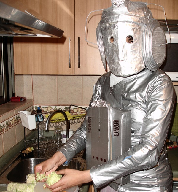 Cyberman Mark IV Mask
