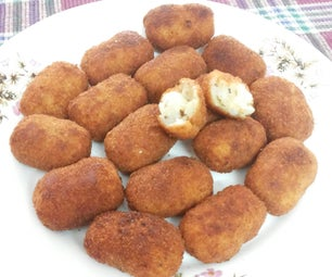 Cheesy Potato Shotz