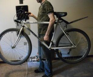 Paracord Bike Handle (Permanent)