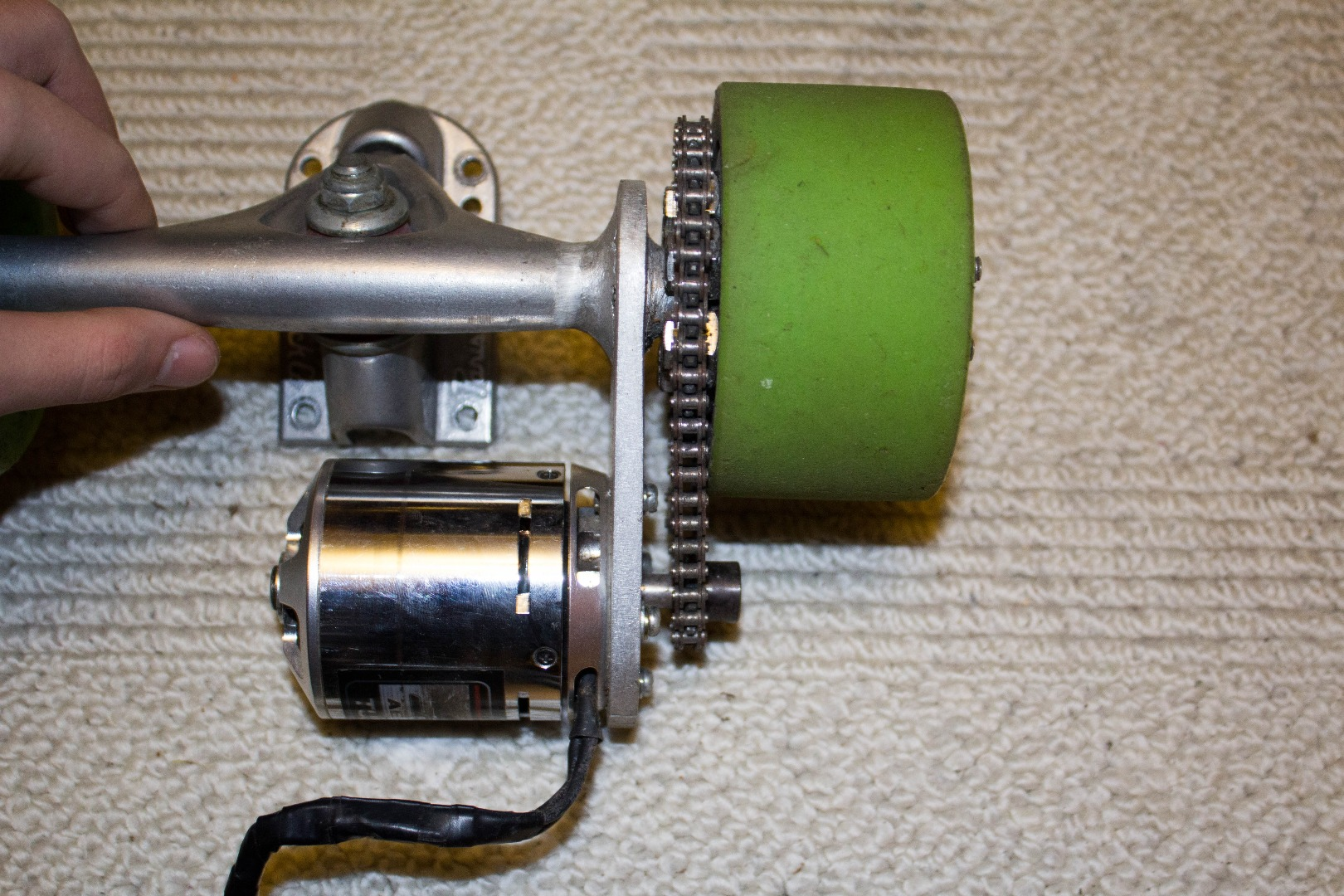 Picture of Build the Chain Drive