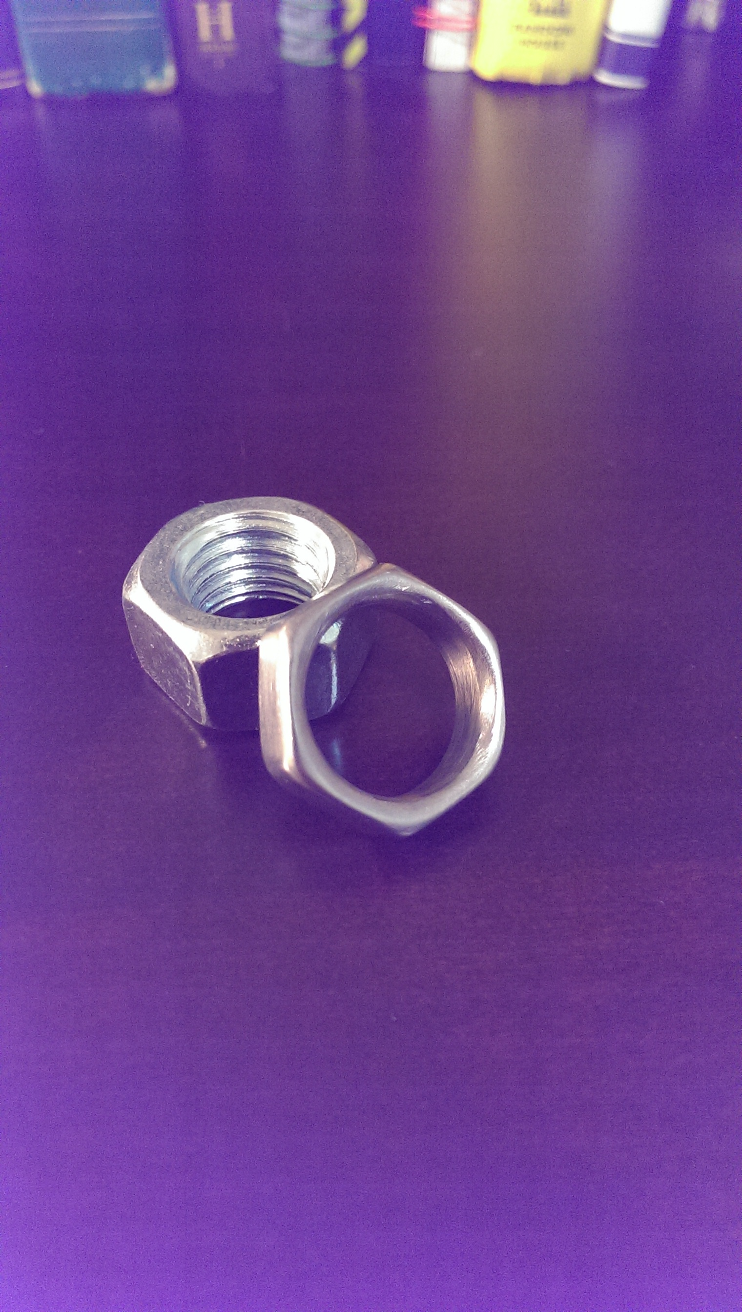 Picture of Hex Ring for Less Than 1$
