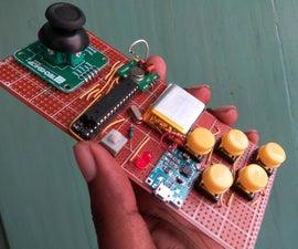 DIY Wireless Joystick (Wireless Gaming)