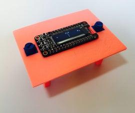 Mini Retro Pong Game