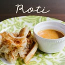 Roti Prata or Roti Canai Recipe (Video)