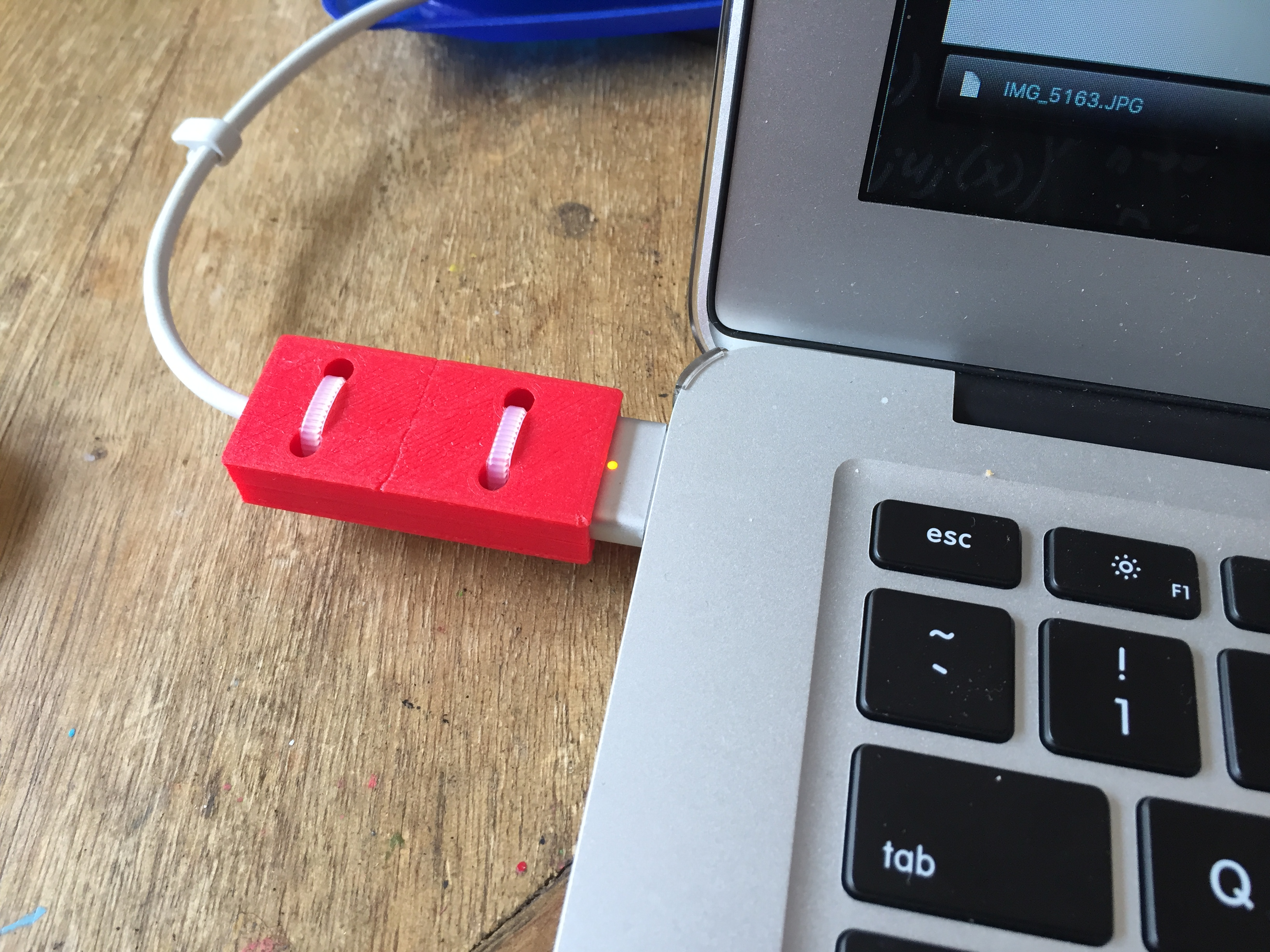 Picture of MacBook Power Cord Saver (MagSafe2)