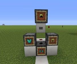 Minecraft  Automatic Armor Equipeder