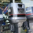 Change Shift Shaft on 1984-96 Yamaha 115 - 225hp Outboard Motor, WITHOUT Powerhead Removal.