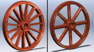 Initial Design of the Wheel