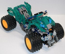K'nex ATV