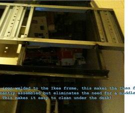 Ikea Hack, Galant Desk!