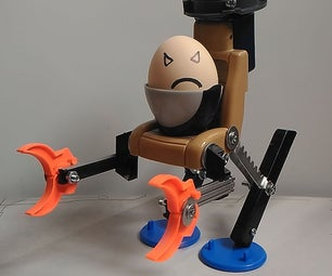 Upgrade Your Egg to Mech!