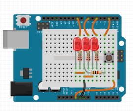 Arduino: Control Multiple Components w/ One Button