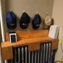 Radiator (Steam) Shelf Cover
