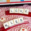 Words with Love Cookies