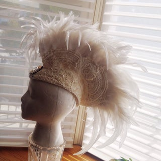 Sew Your Own Feather Mohawk