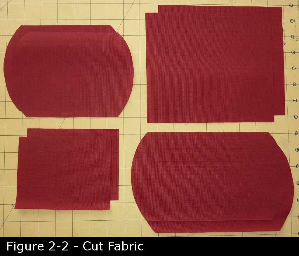 Picture of Prepare Materials for Sewing
