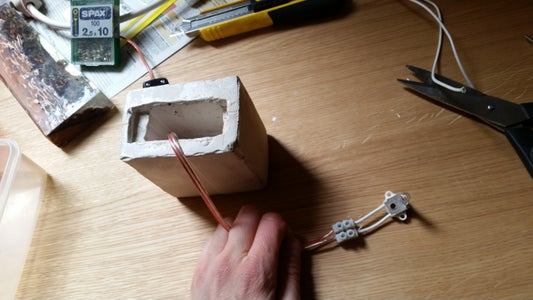 Put Togheter the Electric Parts