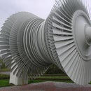 How to find the work of an isentropic turbine.